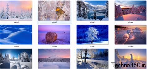themes for windows 7 winter download windows 7 winter theme