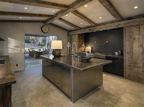 ellen degeneres kitchen inside ellen degeneres s 45m tuscan inspired villa