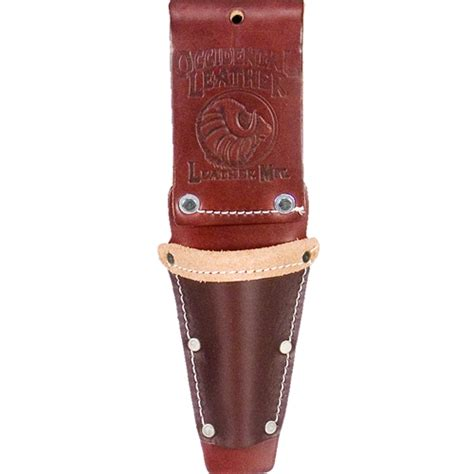 leather plier holster occidental leather 5025 plier tool holster