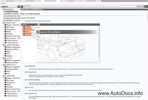 lexus is200t is250 repair manual 04 2013 download lexus is200t is250 pdf repair manual