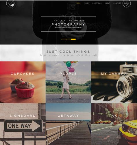 bootstrap themes photography 50 best photography wordpress themes templates design