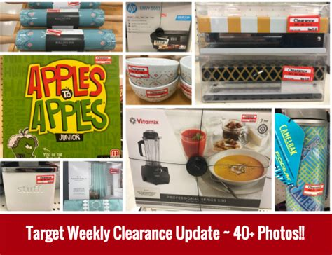 all things target target weekly clearance deals all things target