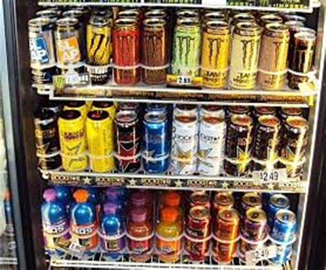 Gas Station Detox Drinks by Energy Drinks Are Not Sports Drinks Paperblog