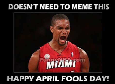Funny Gay Meme - happy april fools day nba funny moments