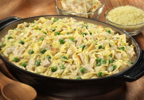 tuna noodle casserole recipes