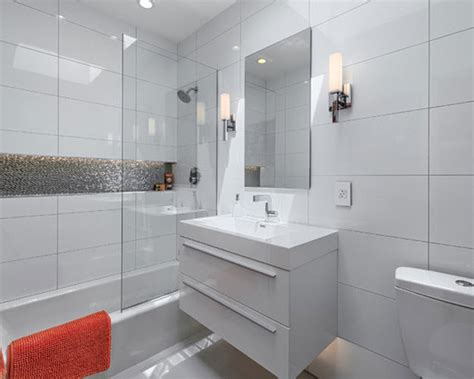 white ceramic tile bathroom 25 white porcelain bathroom tile ideas and pictures