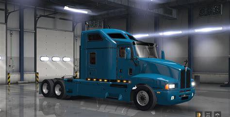 trucks pack v1 1 for ats american truck simulator mod
