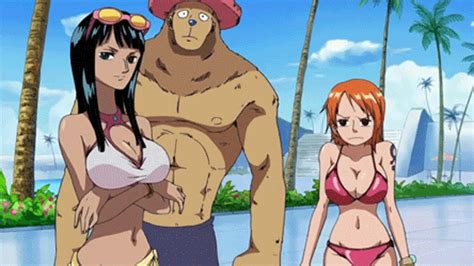 Meme And Nico Sex Tape - one piece world adventure gifs nami sexy one piece