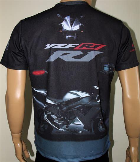 tshirt kaos yamaha yzf yamaha r1 2002 t shirt with logo and all printed