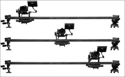 featured camera movement rig: rigwheels slider track and