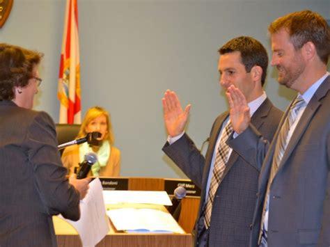 joe ayoub safety harbor joe ayoub sworn in as new mayor of safety harbor patch