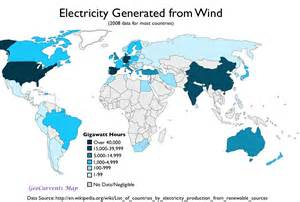 wind map renewable electricity production mapped geocurrents