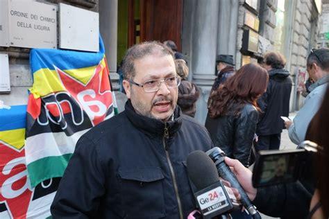 consolato tunisia a quot no al terrore quot anche l imam al presidio sotto il