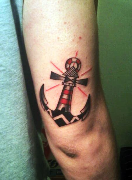 tattoo new traditional custom new traditional anchor tattoo by drone80 on deviantart