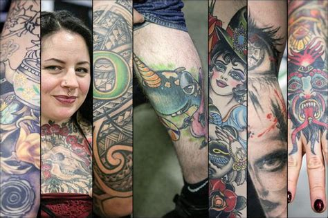 tattoo expo in portland oregon 9 things we learned about tattoos at the portland tattoo