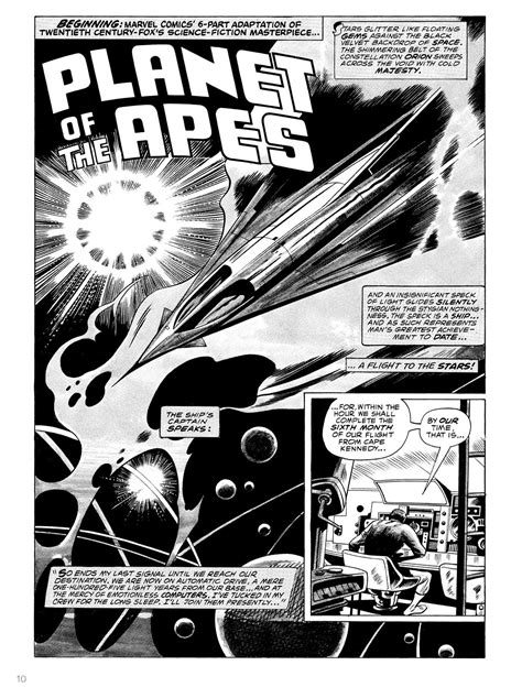 Planet of the Apes Archive Vol. 2 | Book by Doug Moench