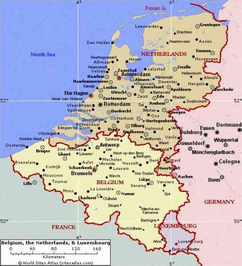 map netherlands germany map netherlands germany holidaymapq