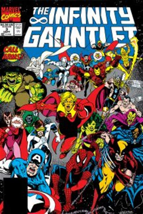 infinity gauntlet (1991) | comic books | comics | marvel.com
