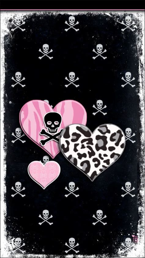 iphone wallpaper girly skull cute skulls and roses wallpaper www pixshark com