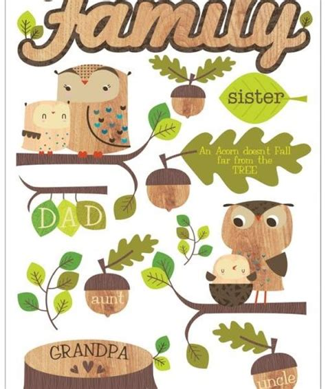 free printable family tree for scrapbook sticko stickers flip pack family scrapbook your