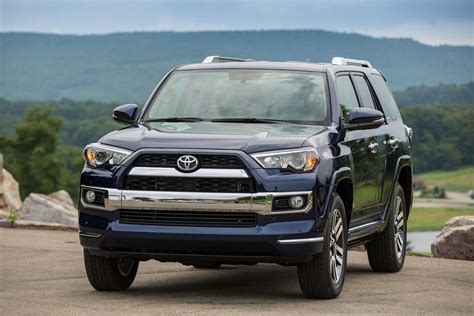 Toyota Four Runner 2017 Toyota 4runner Reviews And Rating Motor Trend