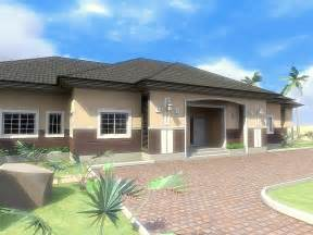 4 Bedroom Bungalow Designs Residential Homes And Designs 5 Bedroom Bungalow