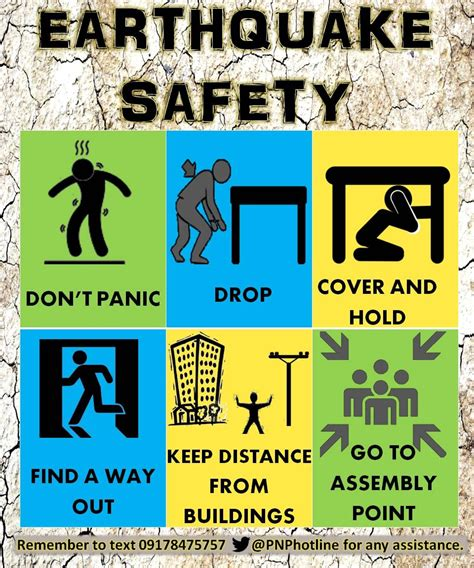 earthquake survival tips earthquake safety tips safetyhow