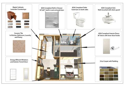 floor plans for in law additions mother in law suite 600 sq ft joy studio design gallery