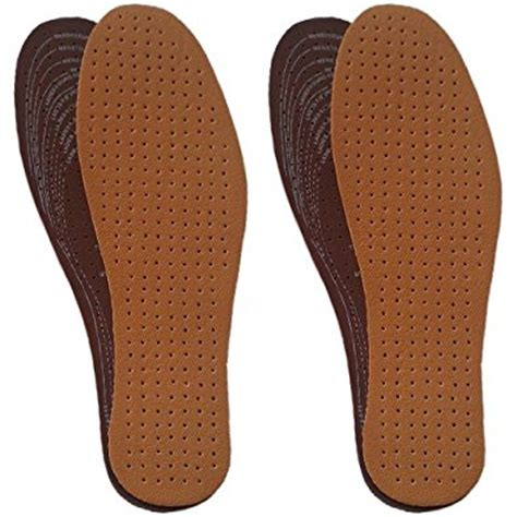 replacement shoe soles amos synthetic leather shoe boot trainer padded insoles