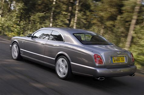 bentley brooklands bentley brooklands review and photos