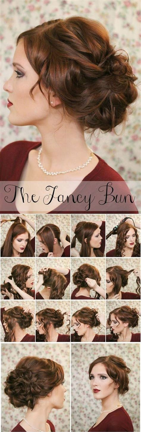 Diy Vintage Wedding Hairstyles by 20 Diy Wedding Hairstyles With Tutorials To Try On Your Own