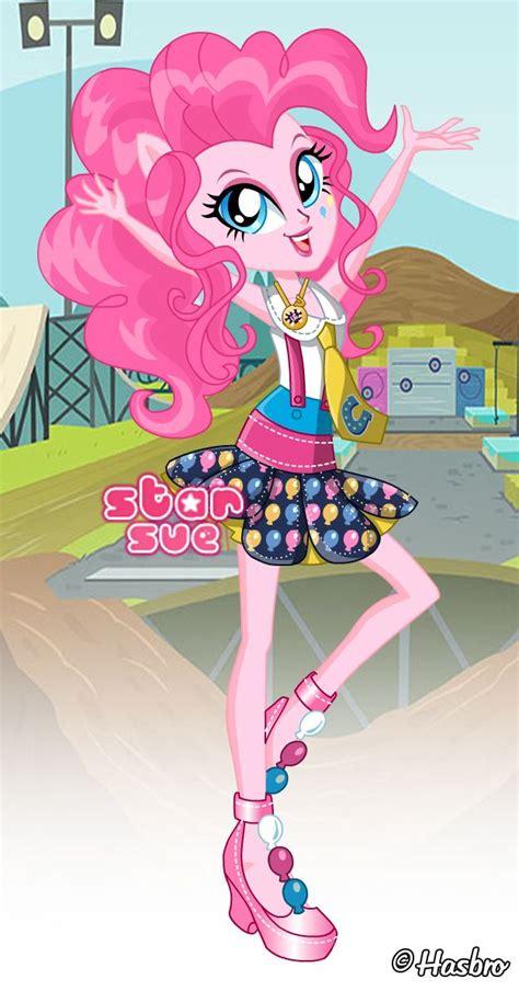 Sepatu Roda 1 Pony mlpeg friendship pinkie pie school spirit style