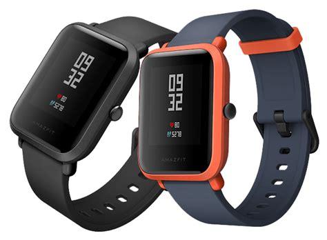 Xiaomi Amazfit Sport xiaomi amazfit bip sports smartwatch 187 gadget flow