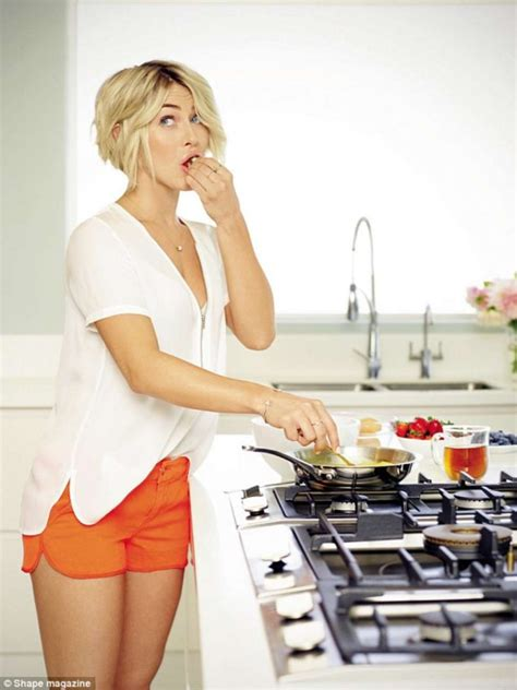 Julianne Hough Shape | julianne hough shape magazine 2014 06 gotceleb