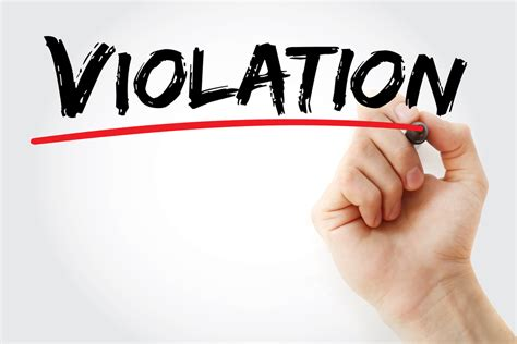 Are Violations On Your Criminal Record What Are The Consequences Of A Dui Probation In Pennsylvania
