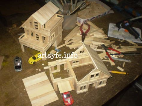 craft stick projects for adults popsicle stick crafts for adults crafts modern house
