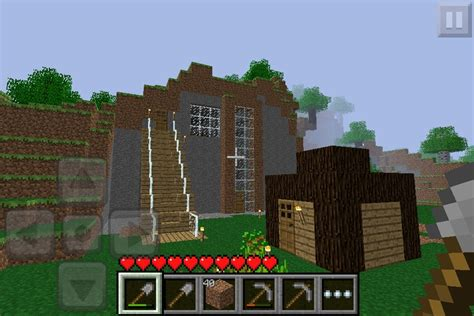 How To Install A Bow Window mgs hacks ios minecraft pocket edition mgs
