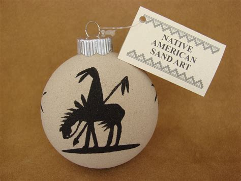 navajomade sand ornaments american sandpainting ornament handmade co43 treasures of new mexico