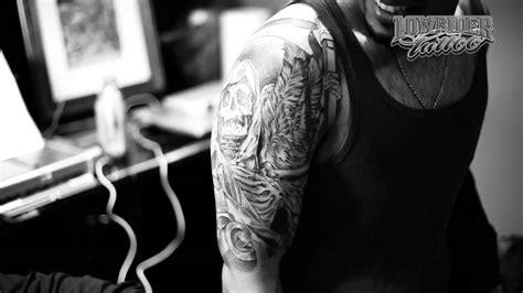 quality tattoo london lowrider tattoo london youtube