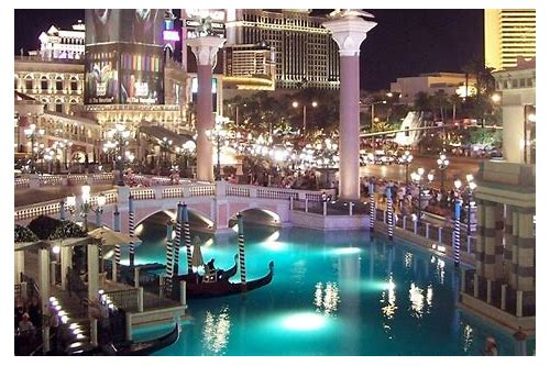 package deals vegas 2018