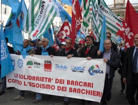 sciopero banche oggi sciopero nazionale dei bancari adesione fra il 70 90