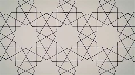 islamic pattern grid learn complex geometry from islamic design