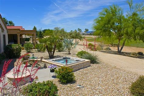 desert landscaping ideas goodyear peoria