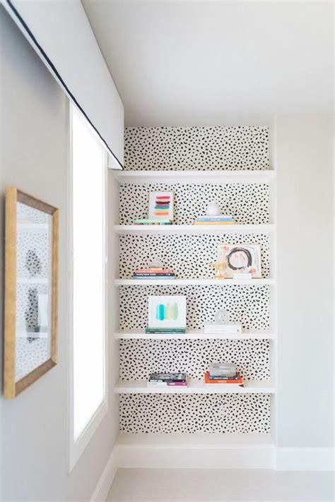 wallpaper closet wallpaper in a closet inspiration and ideas