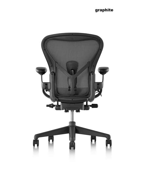 aeron desk chair aeron office chair by don chatwick for herman miller