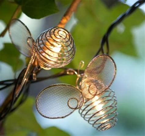 bumble bee string lights 17 best ideas about outdoor patio lighting on