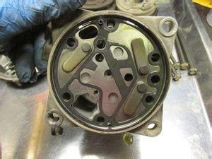 Magnet Kompresor Jazz opravy kompresorů