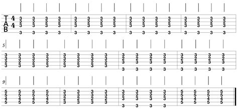 Tutorial Gitar Scales I Use For 12 Bar Blues A Contemporary Approach 12 bar blues guitar tab