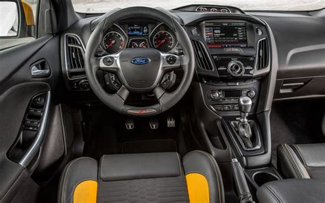 Ford St Interior by 2013 Ford Focus St Test Photo Gallery Motor Trend