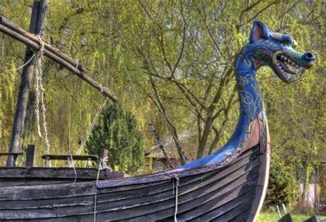 dragon boat viking dragons and dragon kings in ancient mythology ancient pages